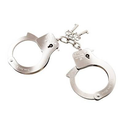 50 Shades of Grey - You are Mine Metal Hand Cuffs