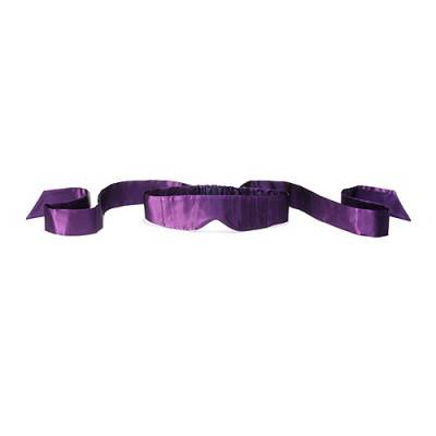 LELO - INTIMA Silk Blindfold- Purple