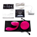 LELO - IDA Couples Massager - Cerise