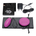 LELO - LYLA 2 Vibrating Egg - Deep Rose