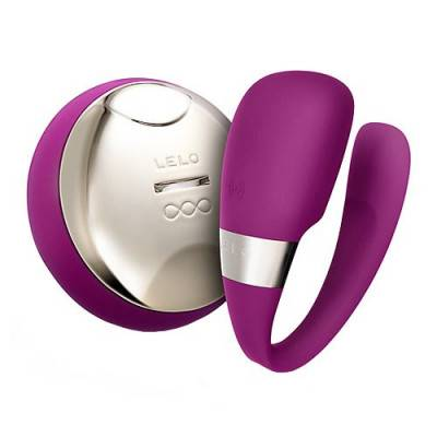 LELO - TIANI 3 Couples Vibrator - Deep Rose