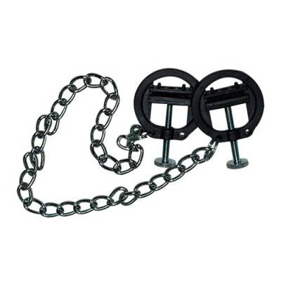 Sextreme - Nipple Chain with Screw Clamps