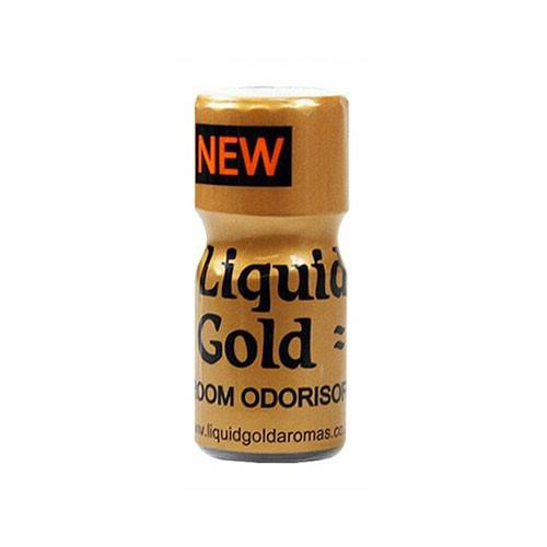Liquid Gold Poppers 10ml