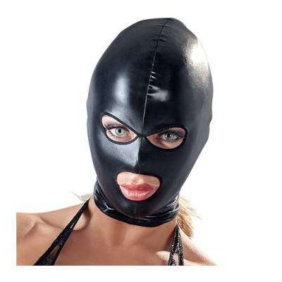 Bad Kitty - Wet Look Mask (BK-1)