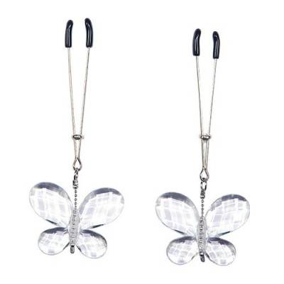 Bad Kitty - Nipple Butterfly-Clamps (BK-11)