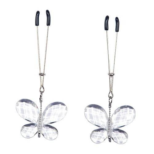 Nipple Butterfly-Clamps