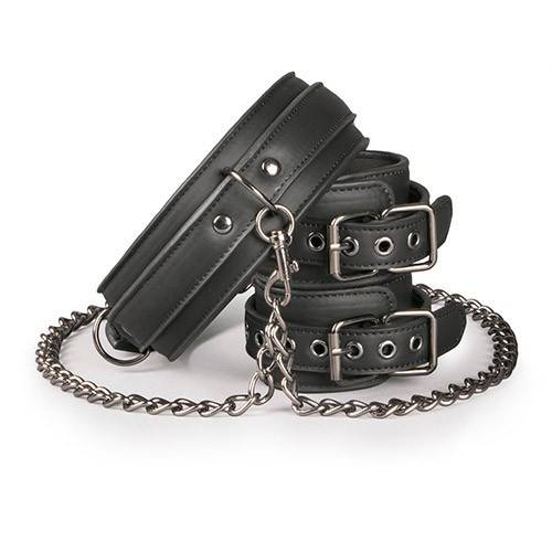 Collar & Wrist Restraint Set (ET-2)