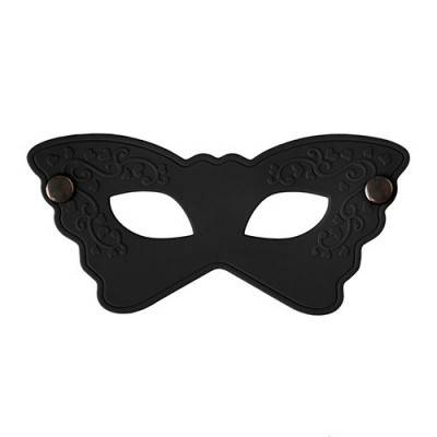 Soft Silicone Mask - Black