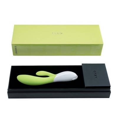 LELO - INA Rabbit Vibrator - Lime