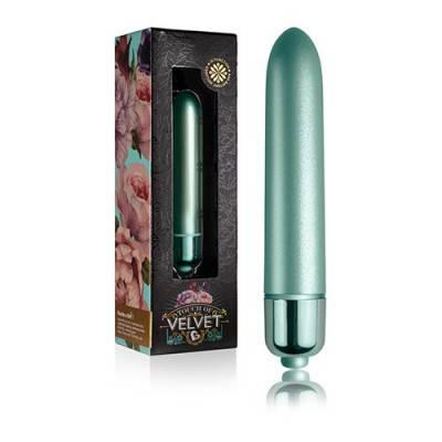 Rocks Off - Touch of Velvet Mini Vibe - Green