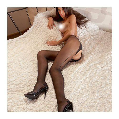Crotchless Tights - Andrea