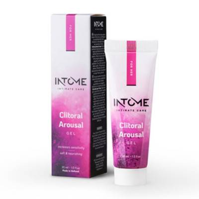 Intome Clitoral Arousal Gel