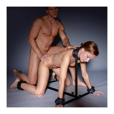 Zado - Floor BDSM Pillory (Z-1)