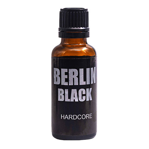 Berlin Black Poppers 25ml