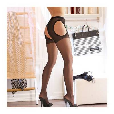 Suspender Pantyhose - Jennifer