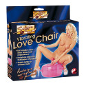 Sit & Love Pillow - Pink